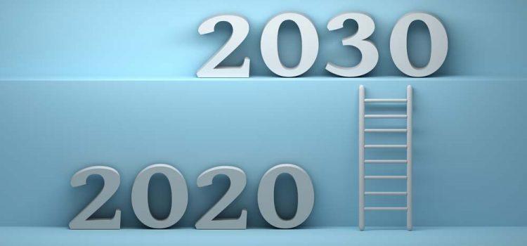 Agile Transformation Neues Jahrzehnt